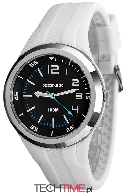 ed2b272b1254f3 Wskazówkowy, Uniwerslny Zegarek Xonix - Wodoodporny WR100m ...