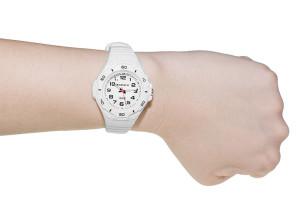 7ce60351fd79c6 ... Zegarek Analogowy XONIX WR100m z Podświetlaną Tarczą - Dla Dziewczynki  / Damski - Czytelna Tarcza z